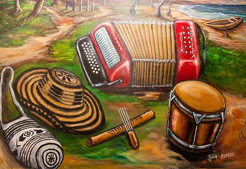 «Estás en Chile, toca música chilena, poh»: le dijo el chileno al colombiano