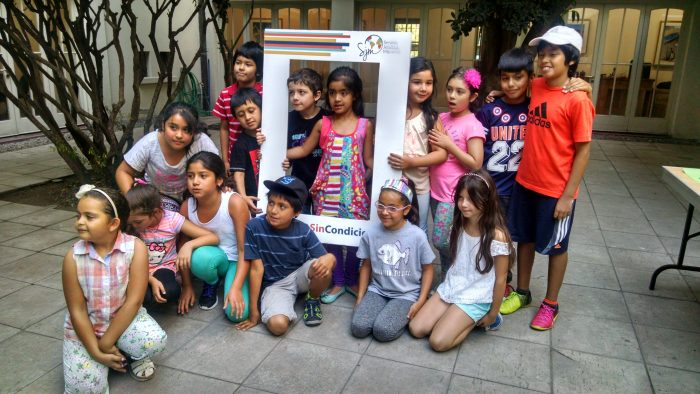 """""""INFANCIA SIN CONDICIONES"""" BUSCA FORTALECER LOS DERECHOS DE LOS NIÑOS EN EL SISTEMA EDUCACIONAL CHILENO"""