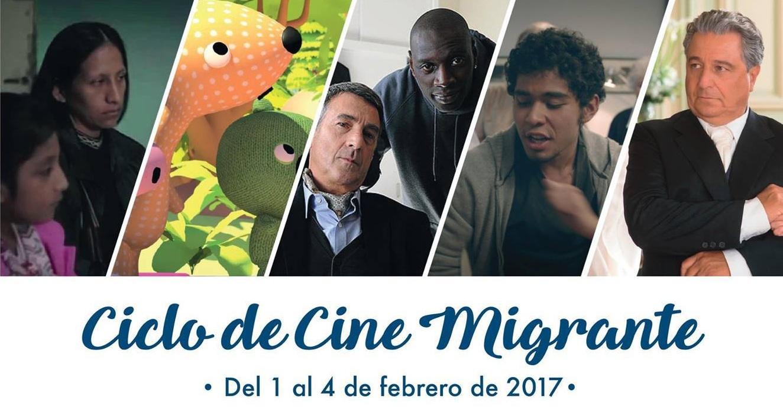 CICLO DE CINE MIGRANTE EXHIBIRÁ DESTACADAS PELÍCULAS EN ANTOFAGASTA
