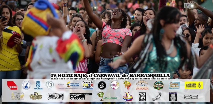 Homenaje al Carnaval de Barranquilla 2017