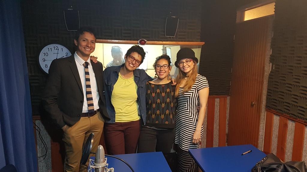 Disco Winnipeg y comedia Feminista
