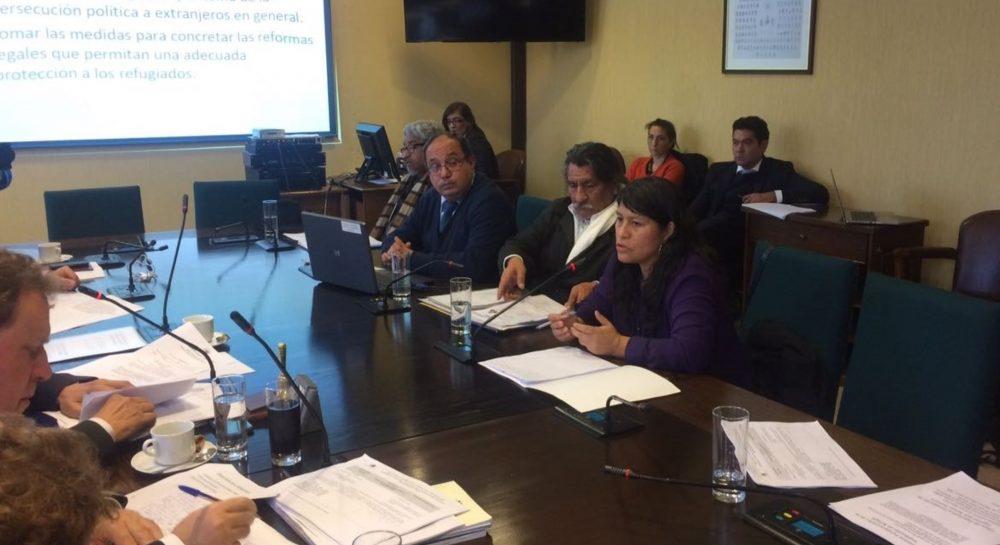 CHILE COMO ASILO ANTE LA OPRESIÓN, LOS DESAFÍOS EN TORNO AL REFUGIO