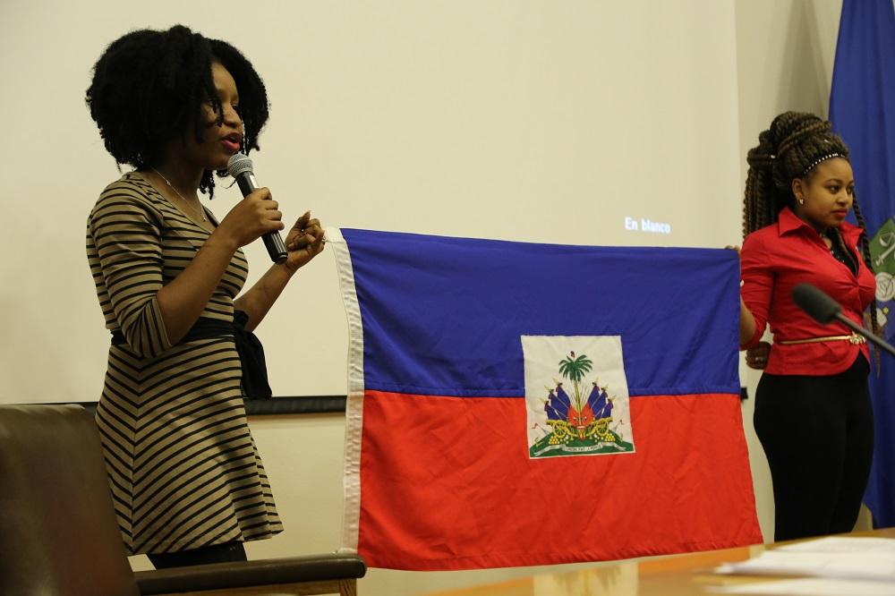 Día de la bandera haitiana.18 de Mayo en Tiempo de Pandemia