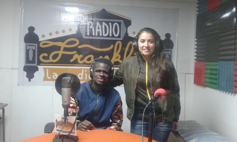 Kolo Warner, promesa de la música urbana en Chile, conversa con el Rincón de Nuestra América