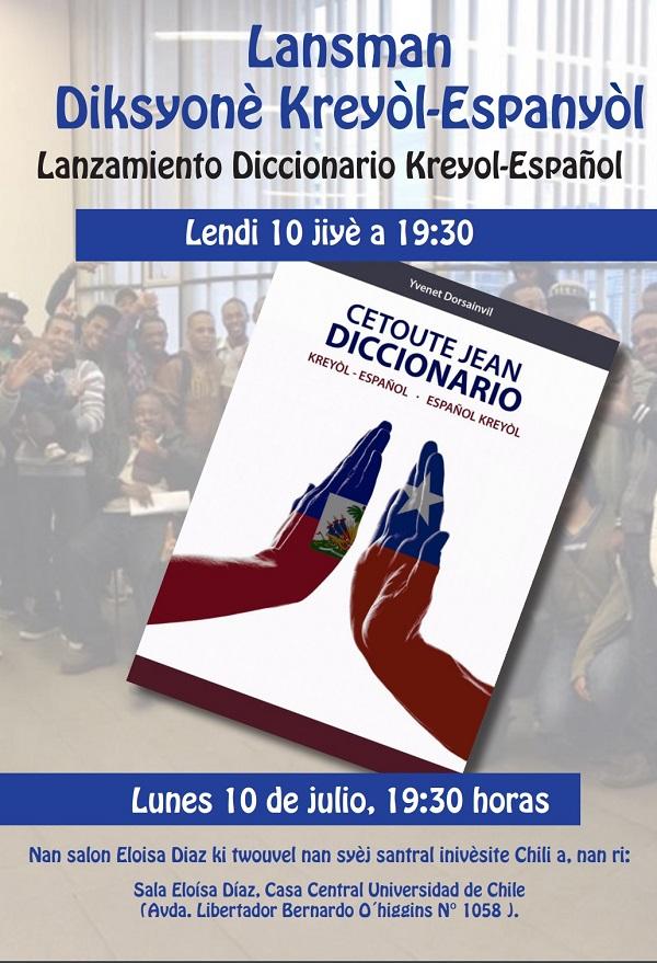 Primer diccionario Kreyòl-Español: un paso más para la creación de sociedades interculturales