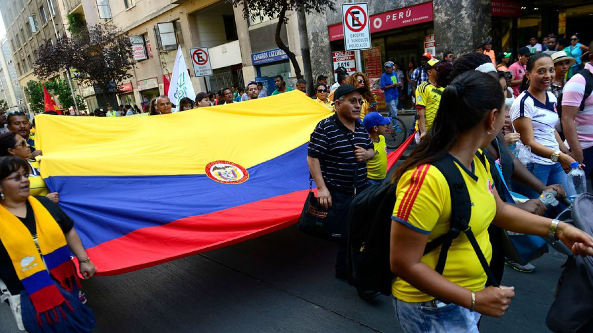 Colombianos en Chile: motivos de una inmigración emergente