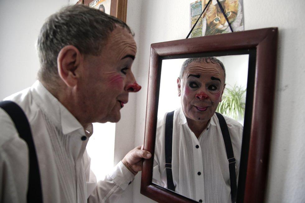 El artista chileno que en Colombia nació por segunda vez