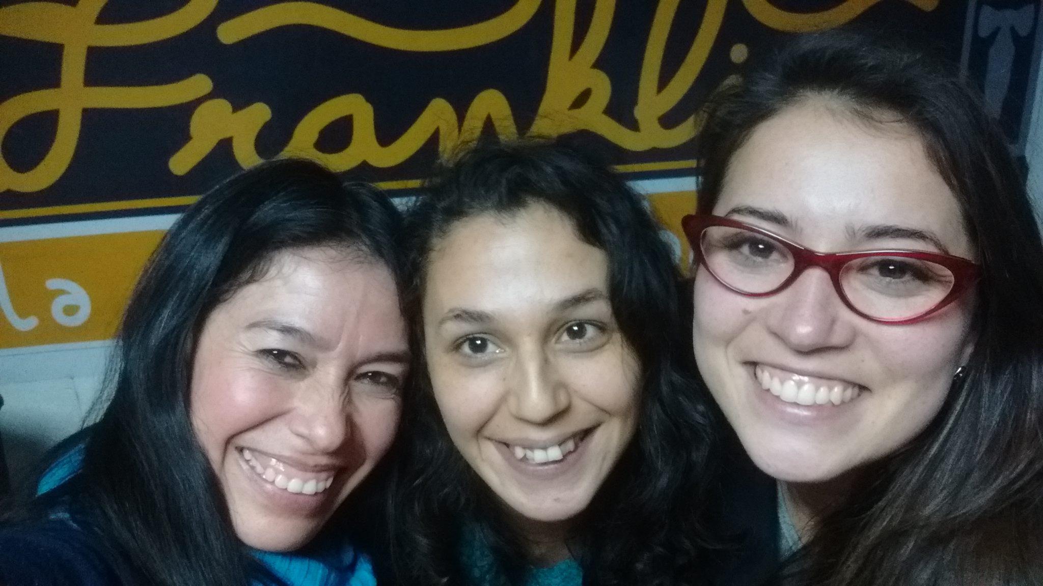 El Rincón de Nuestra América: «Primavera, Salsa y Martha Rocha. Bailando por las Calles de Santiago»