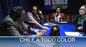 Chile a Todo Color: Director de Sence presenta programa piloto de visa por 'Capacitación'