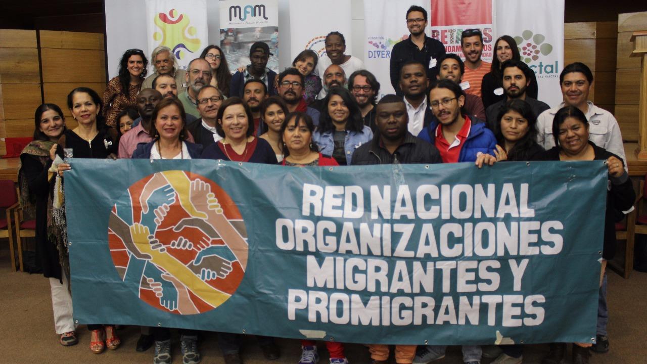 """Red Nacional de Organizaciones Migrantes y Promigrantes:  """"LEY DE MIGRACIONES QUE SALGA DEL CONGRESO IMPACTA EN TODA LA SOCIEDAD"""""""