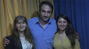 Equipo programático de candidato Guillier conversa con Chile a Todo Color