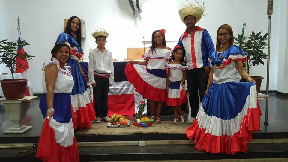 REPÚBLICA DOMINICANA CELEBRÓ SU INDEPENDENCIA
