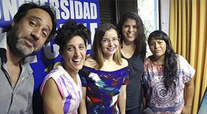 Mujeres y Migración en Chile a Todo Color