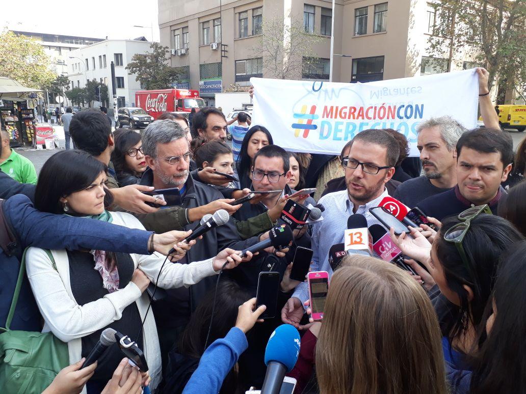 Comunicado de Organizaciones migrantes y promigrantes respecto al proyecto de ley de migraciones