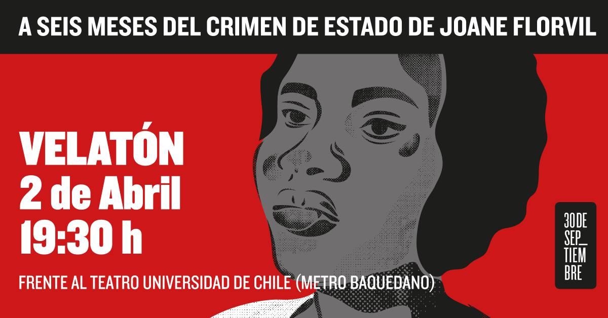 Contra la impunidad ante un crimen de Estado: Justicia para Joane Florvil