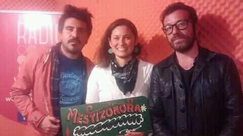TORMENTARRA Y 12 CUERDAS EN LA MESTIZONORA
