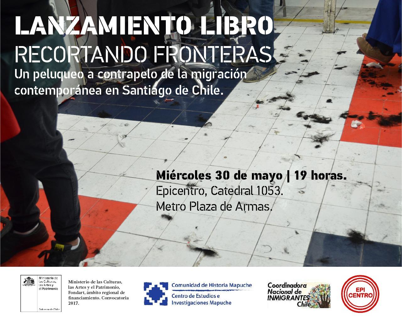LANZAN LIBRO TESTIMONIAL SOBRE LA MIGRACIÓN EN SANTIAGO DESDE LOS RELATOS DE BARBEROS DOMINICANOS Y COLOMBIANOS