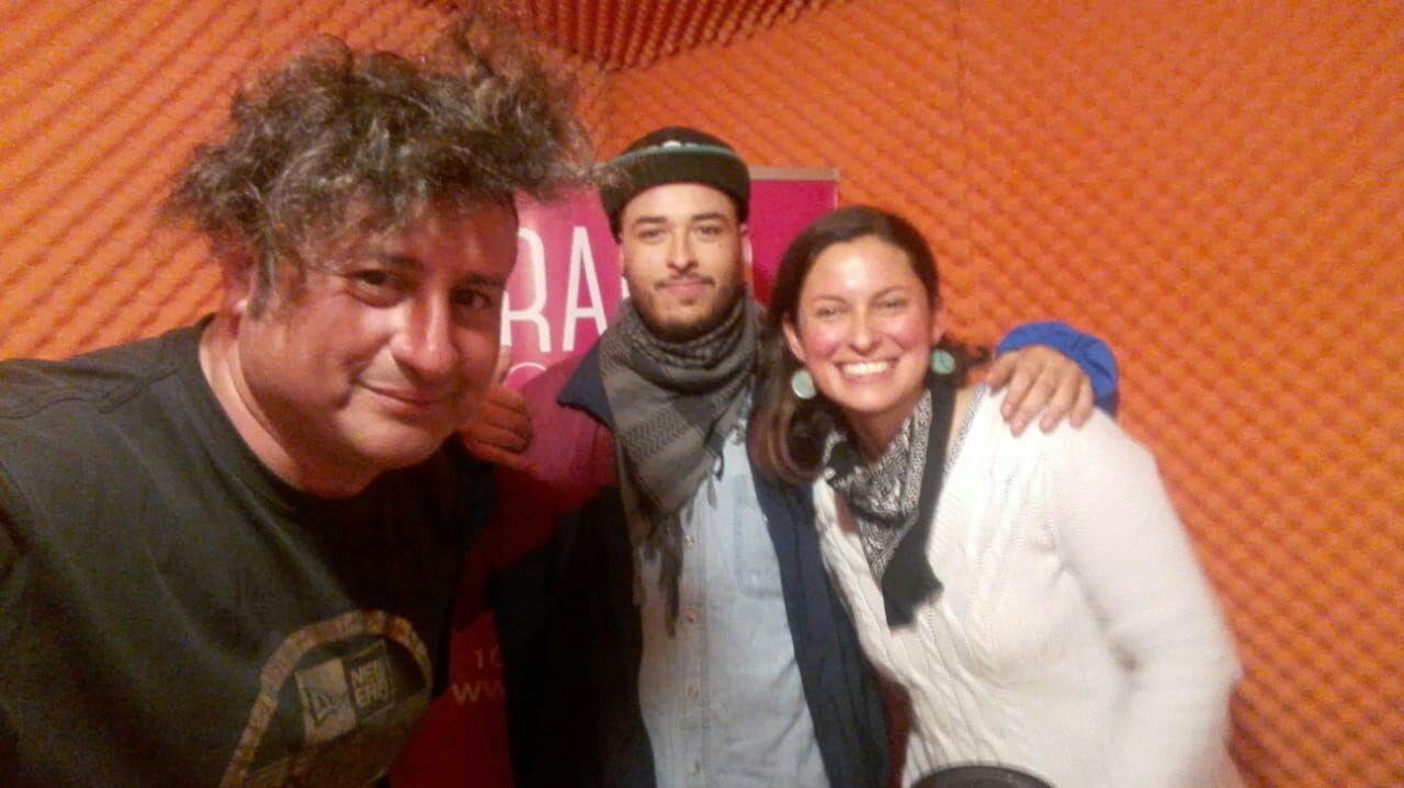 BROKA FLEX Y LA CALLE RECORDS EN LA MESTIZONORA