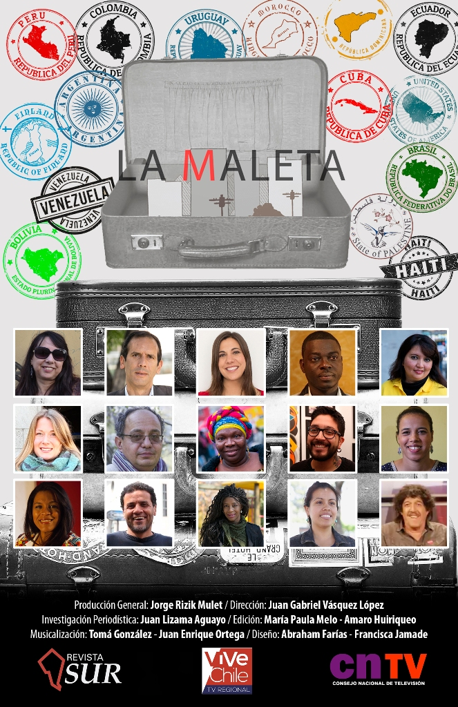 Canal Vive Chile estrena La Maleta