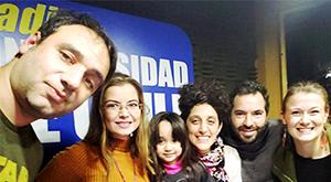 Educación Intercultural y la banda boliviana Octavia en Chile a Todo Color
