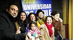 Haciendo Radio celebramos los cuatro años al aire de Chile a Todo Color