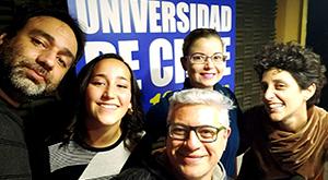 ONG Acción Gay visita en estudio Chile a Todo Color