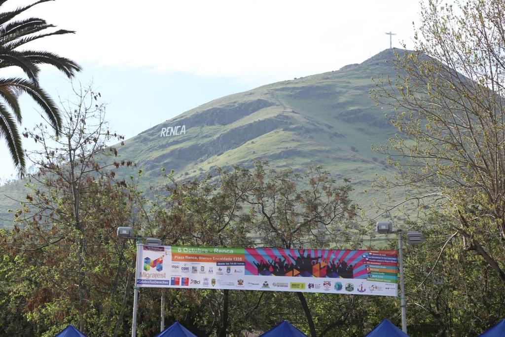 Colorido y música migrante hicieron vibrar a comunidades de Renca y Quilicura MIGRAFEST 2018