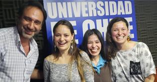 María Mulata visita Chile a Todo Color