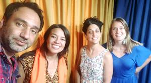 Con profesionales de Educación 2020 y la OIM conversamos sobre Migración e Interculturalidad