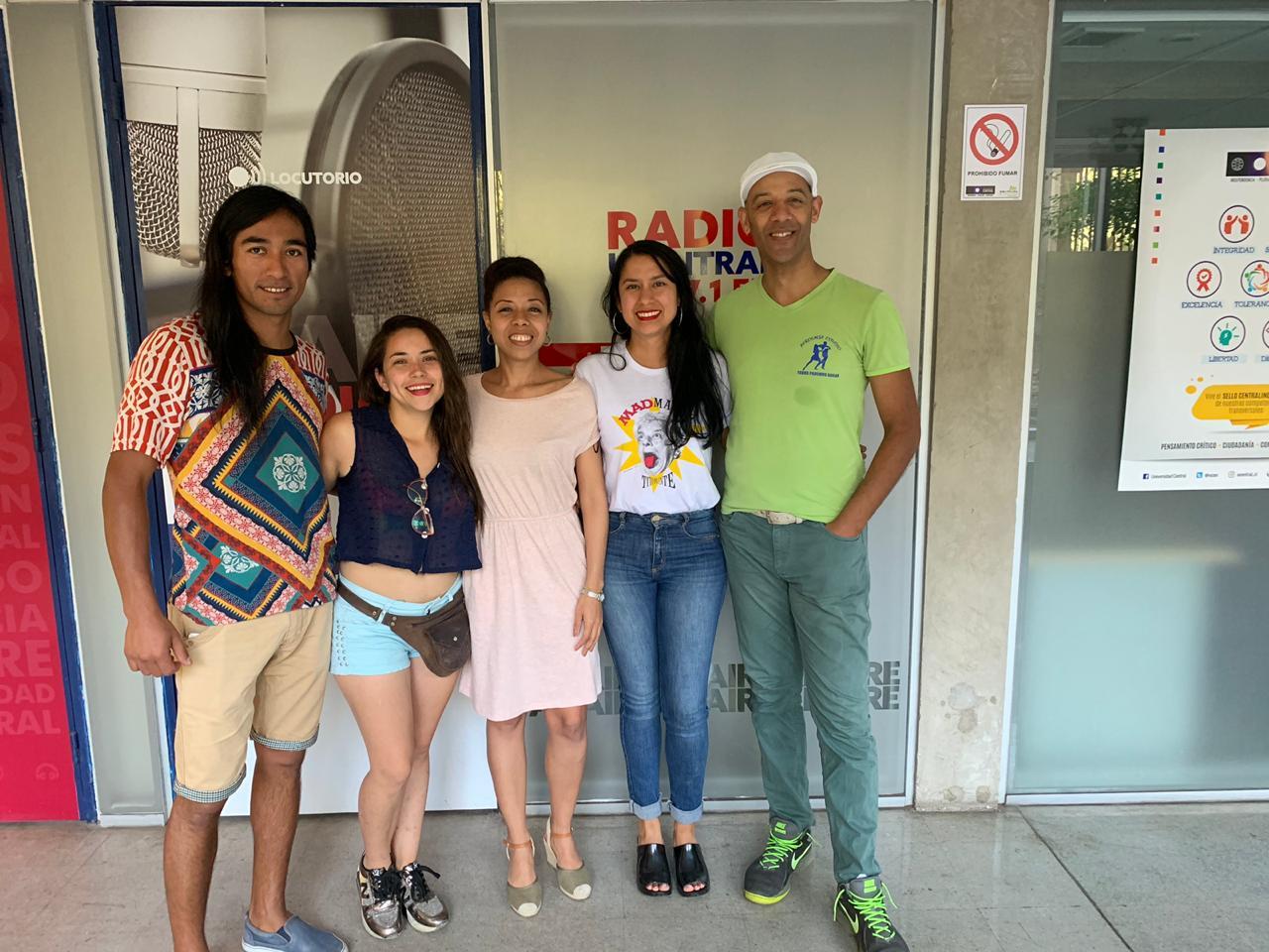 Chile, Cuba y Uruguay se dan cita en Salsa al Parque