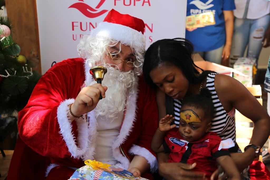 Navidad para todos: comunidad migrante celebró en familia las fiestas de fin de año