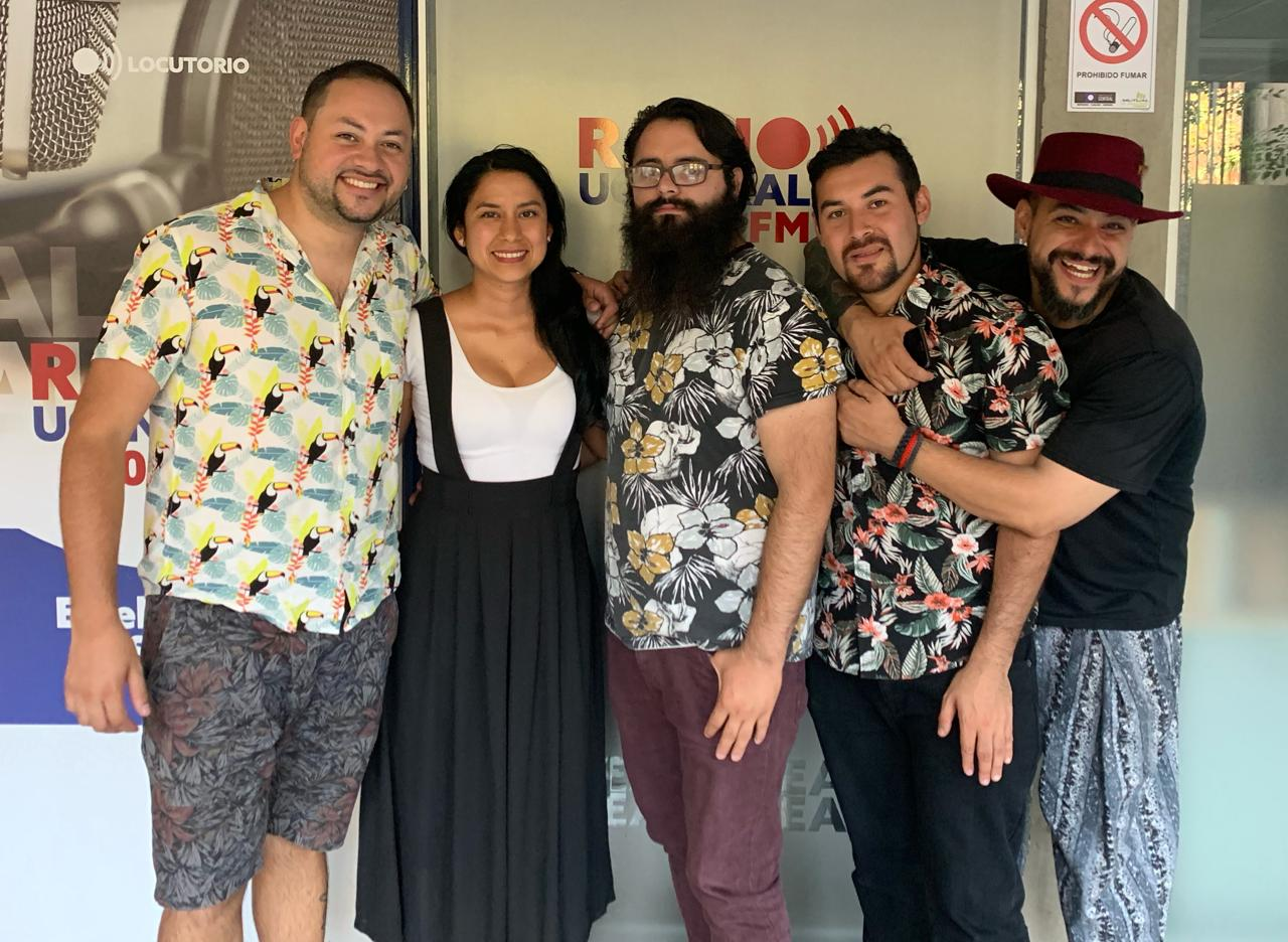 Los salseros del Barrio Franklin visitan  «Salsa al parque»