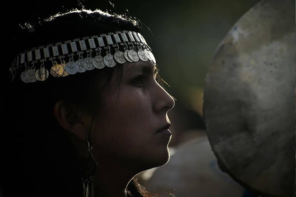 Ser mujer mapuche en Chile