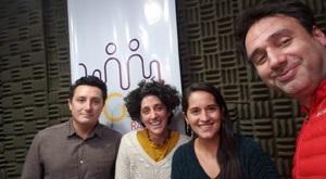 Periodistas y comunicadores migrantes se agrupan y forman primera Red en Chile