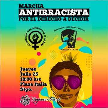 Marcha Antirracista