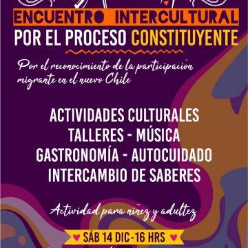 Encuentro Intercultural por el Proceso Constituyente