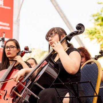 """Más de 100 músicos venezolanos de la Fundación """"Música para la Integración"""" ofrecerán 3 conciertos de Navidad gratuitos para la comunidad"""