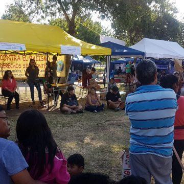 Migrantes piden reconocimiento de su participación política