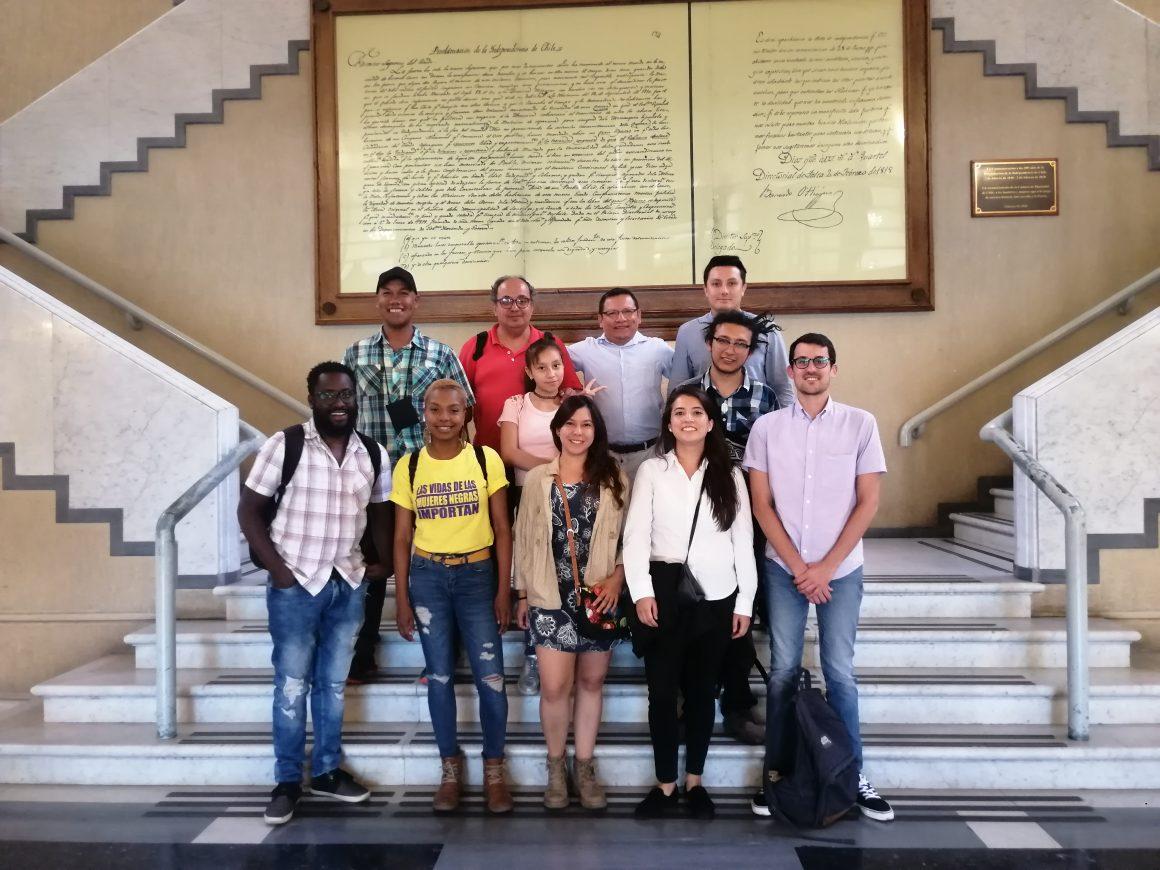 Migrantes buscan asegurar su participación en el proceso constituyente