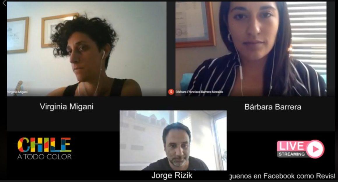 Chile a Todo Color en #Cuarentena Brigada Migrante de Salud