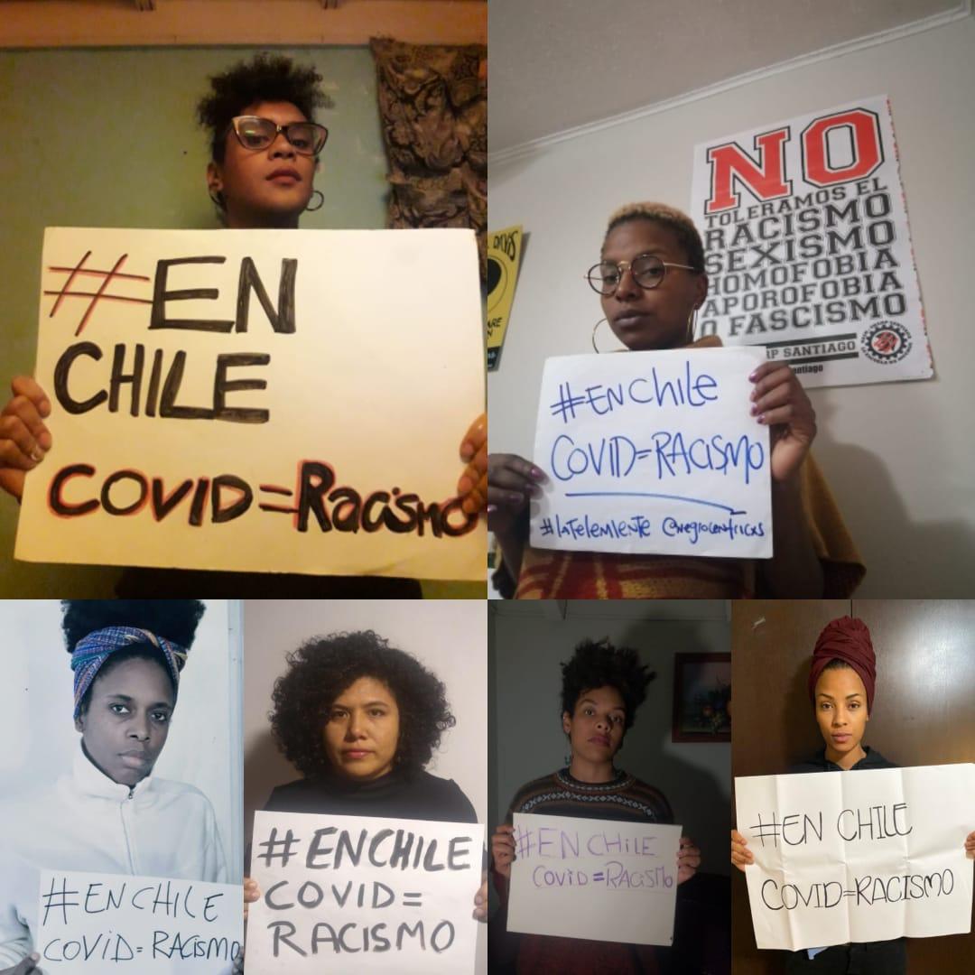 RACISMO Y XENOFOBIA: CHIVOS EXPIATORIOS DE LA CRISIS SANITARIA