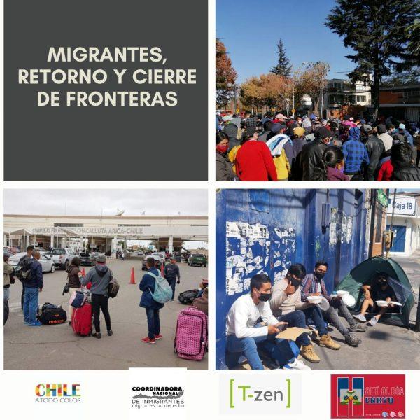 Chile a Todo Color «Atrapados por la pandemia»