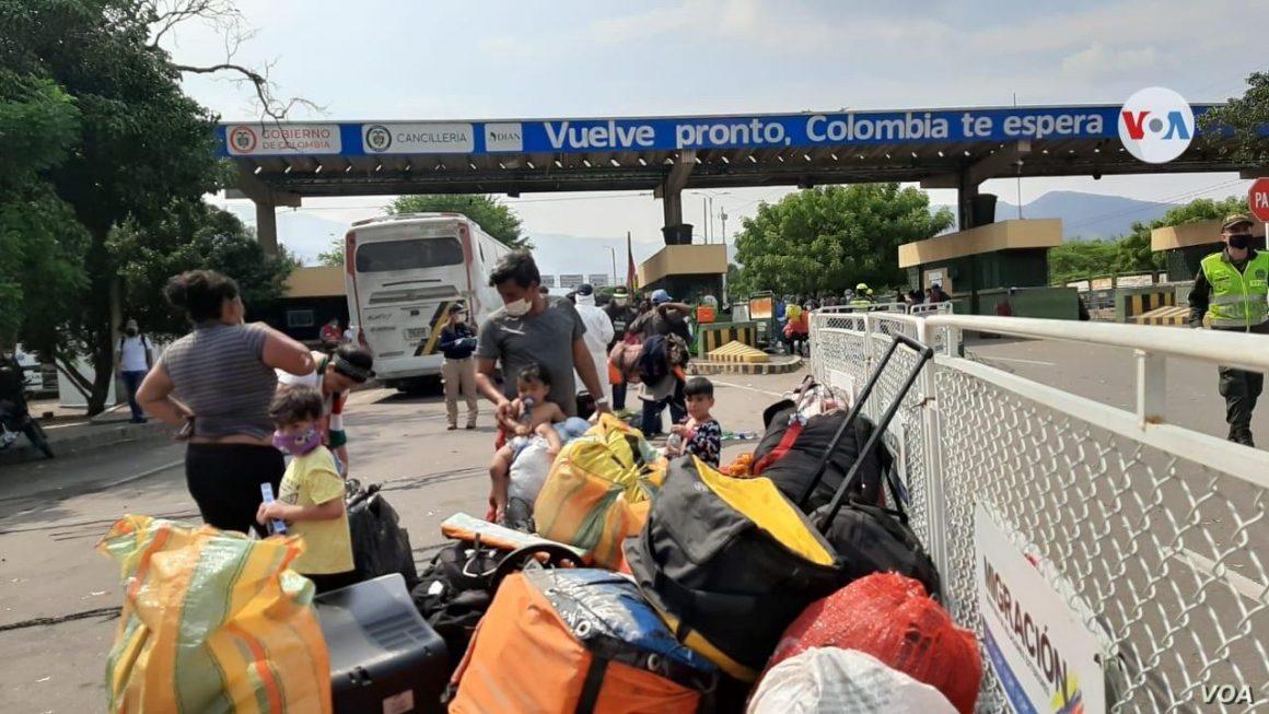 Instrumentalización de la migración venezolana
