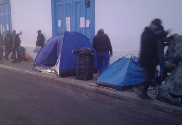 Atrapados por la pandemia: el tormento que hoy viven cientos de chilenos y extranjeros varados en la frontera