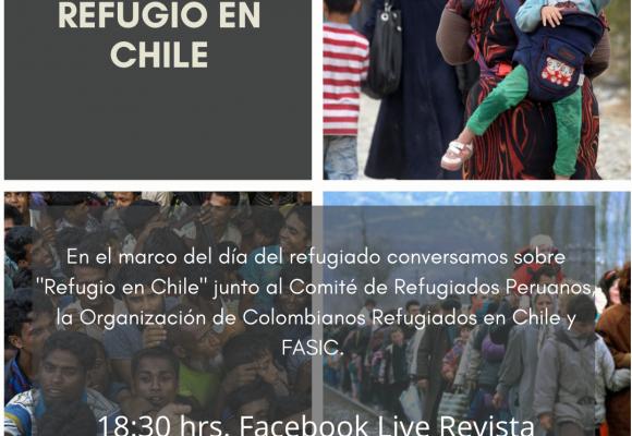 Chile a Todo Color «Día del Refugiado»
