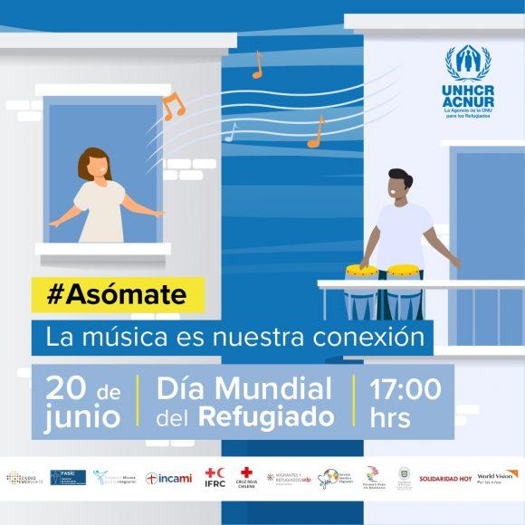 Reconocidos músicos de Chile se unirán para realizar acción colectiva por la solidaridad e inclusión