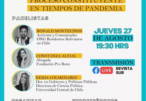 Chile a Todo Color. Capítulo especial «Migración y proceso constituyente»
