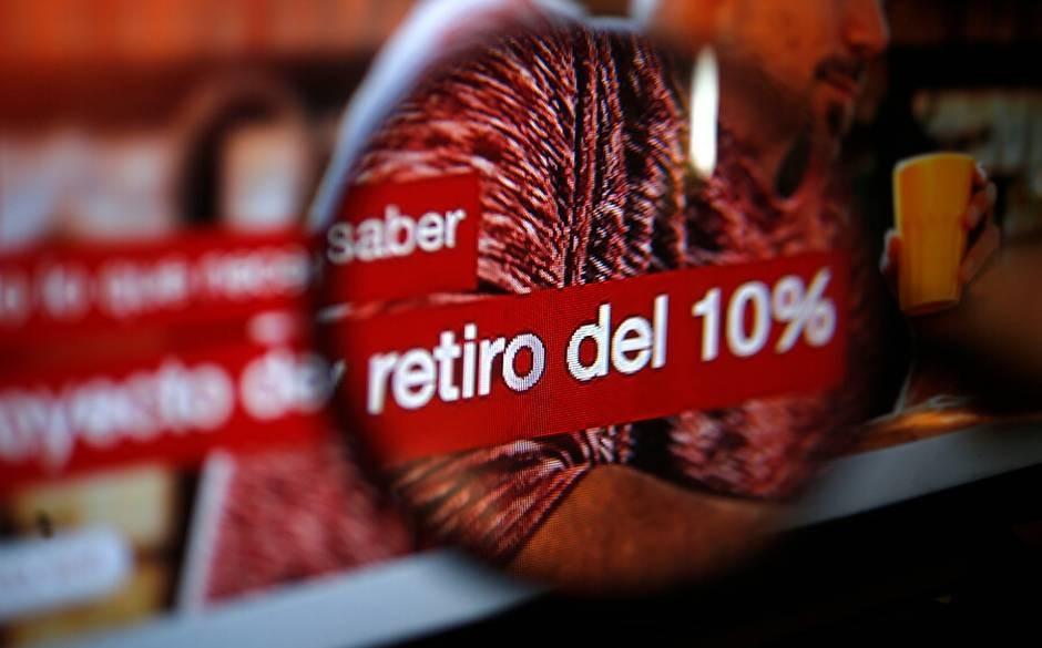Falta de medidas efectivas para retiro del 10% de AFP preocupa a ASOVEN