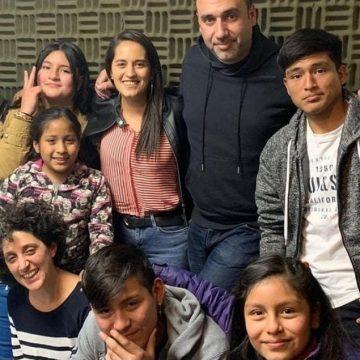 Chile a Todo Color «voces de niñxs y adolescentes sin fronteras en el mes de la niñez»