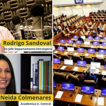 Chile a Todo Color «Nueva Ley de Migraciones»